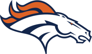 Broncos Denver badge