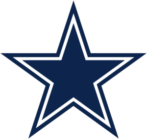 Cowboys Dallas badge