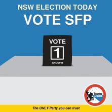 Vote 1 SFP