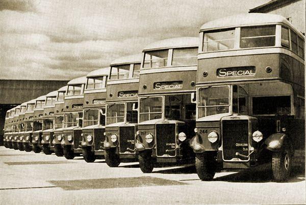 MMTB Buses 1940