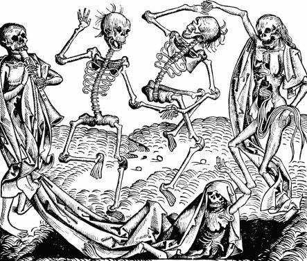 Danse Macabre (1493)
